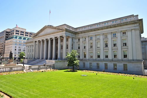 Brief Outline of the Department of Treasury